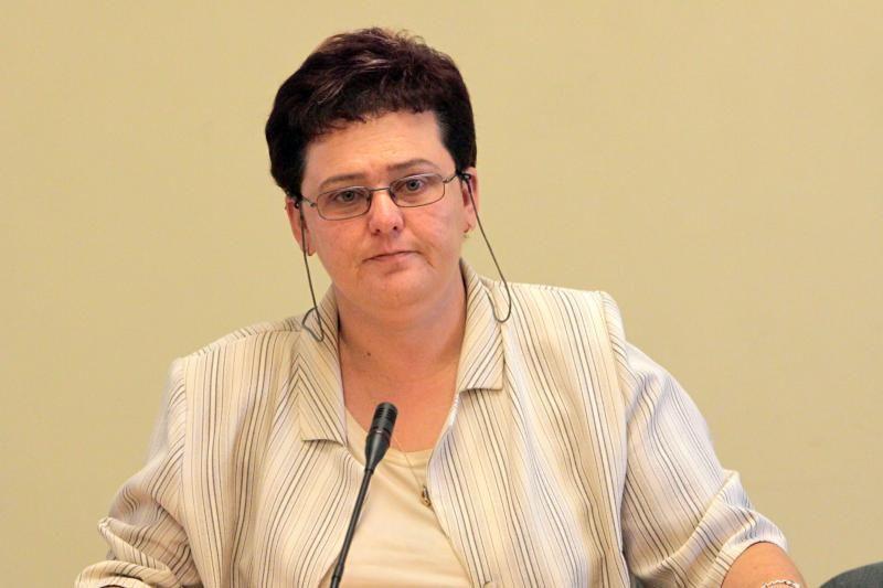 D.Varnaitė: vedėjas atleistas, nes netyrė pažeidimų