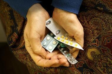 Nuo balandžio 1 d. vaistai turėtų pigti apie 15–20 proc.