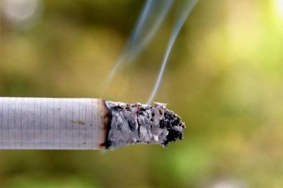 Neatsargiai rūkydamas gaisre žuvo vyras