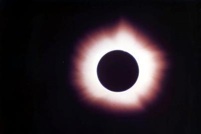 Lietuvoje bus stebimas dalinis saulės užtemimas