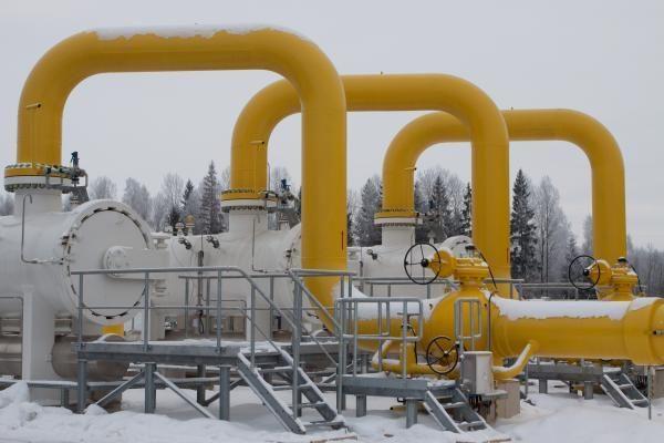 Gamtinių dujų perdavimas nuo sausio brangs du kartus