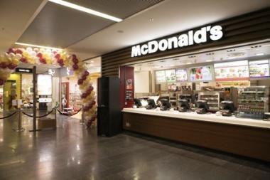 "Vilniaus ""Akropolyje"" įsikurs ""McDonald's"""