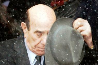 Kanadoje nužudytas žinomas mafijos lyderis