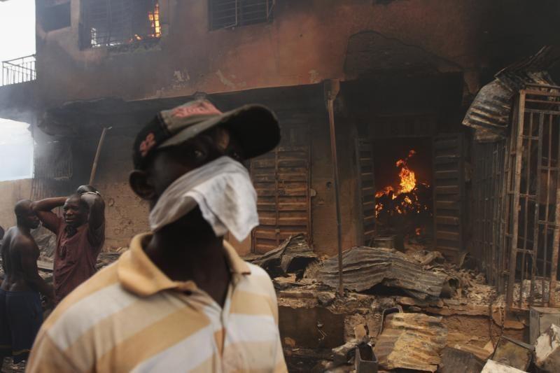 Nigerijoje per numanomą islamistų išpuolį nužudyta bent 15 žmonių