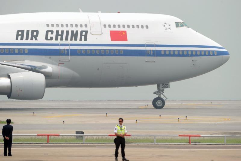 Kinijoje lėktuvo įgula sužlugdė bandymą jį užgrobti