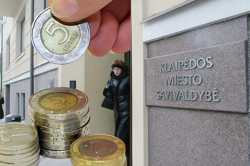 Šiųmečiame Klaipėdos biudžete – pinigų trūkumas