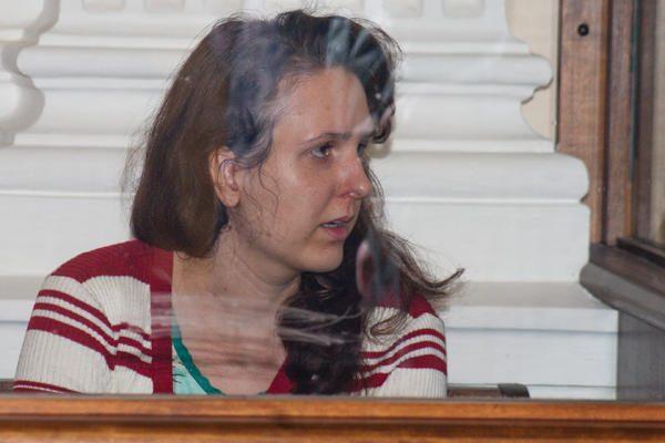 Terorizmu kaltinama E.Kusaitė teisiama dėl grasinimų prokurorui