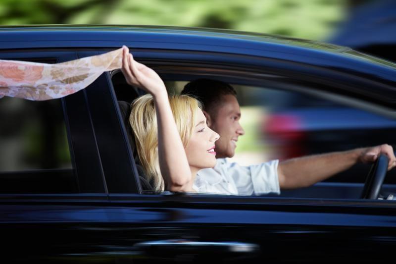 Kaip apsisaugoti nuo karščio automobilyje?