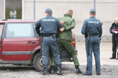 Klaipėdoje - geriausių šalies viešosios policijos pareigūnų konkursas