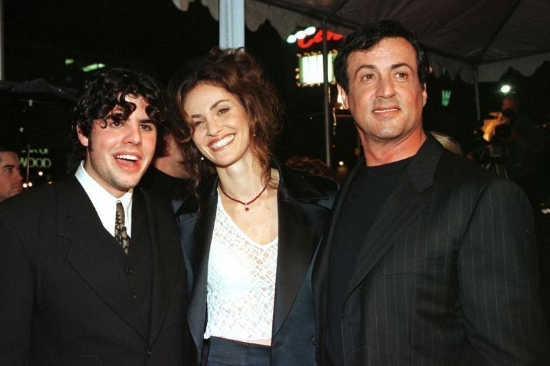 Išsiaiškinta, nuo ko netikėtai mirė S.Stallone sūnus