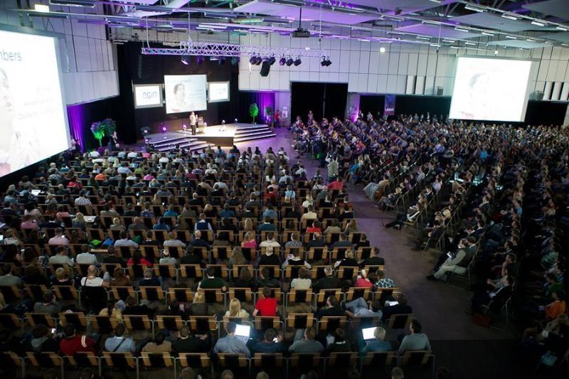 """""""Login 2013"""": antroji konferencijos diena (tiesioginė transliacija)"""