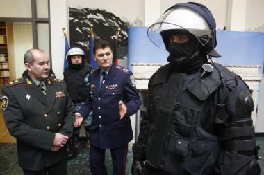 Kijeve išlaisvintas įkaitu paimtas finansininkas iš vienos Baltijos šalių