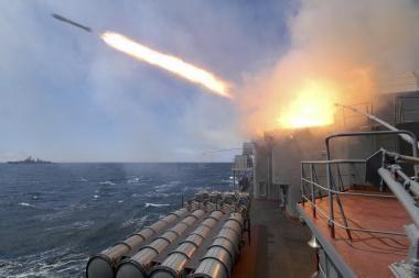 Reaguodama į Vašingtono planus, Rusija žada sustiprinti Baltijos laivyną (papildyta 15.00 val.)