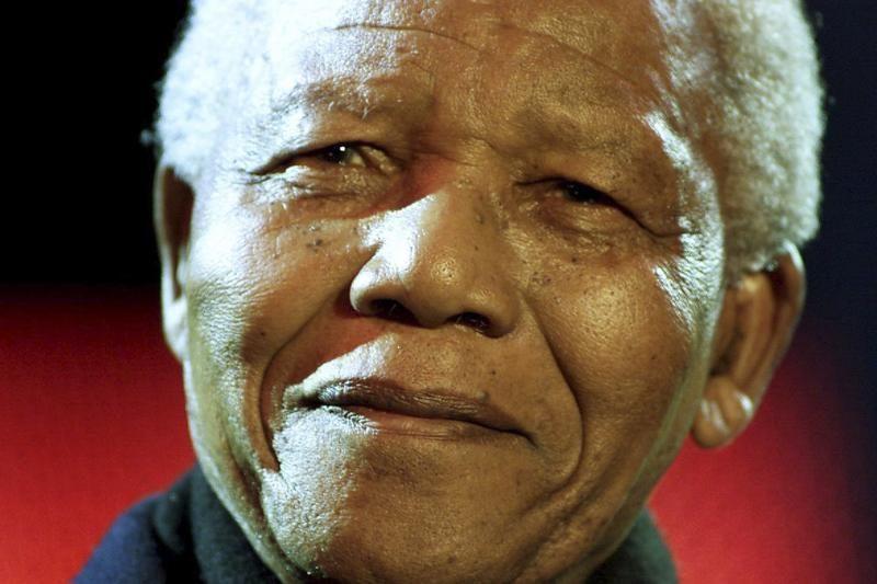"""Apartheido """"griovėjui"""" N.Mandelai atsinaujino plaučių infekcija"""