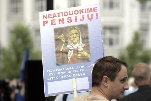 Seime finišo link artėja pensijų sistemos reformos projektai