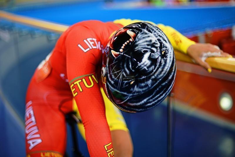 S.Krupeckaitė sprinte iškovojo penktąją vietą