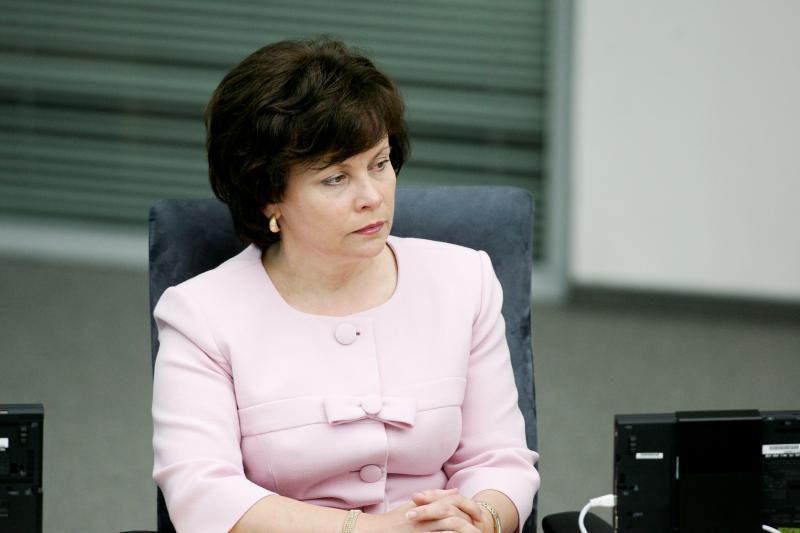 Ministrė: saugumo strategija rengta kaip ne biurokratinis dokumentas