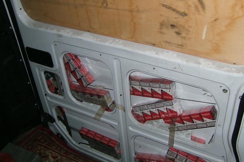 Rūkalų kontrabanda vokiečiui gali atsieiti 10 tūkst. litų