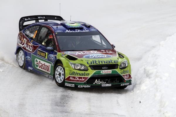 Prasidėjo 2010 metų pasaulio automobilių ralio čempionatas