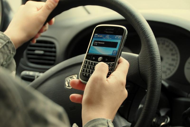 Pranešimas apie ekstremaliąją situaciją - jūsų telefone