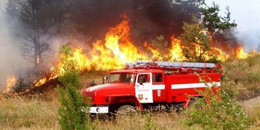 Du Rusijos branduoliniai objektai - pavojinguose gaisrų atžvilgiu rajonuose