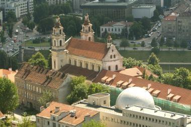Turistams - Vilniaus miesto kortelė