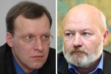 Tiesioginiuose mero rinkimuose susirungtų N.Puteikis ir E.Gentvilas
