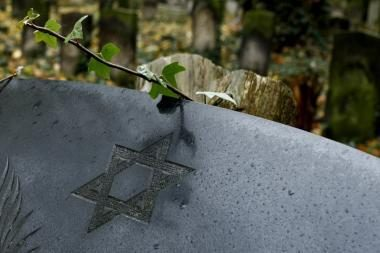 Pradedami Senųjų žydų kapinių teritorijos tvarkymo darbai