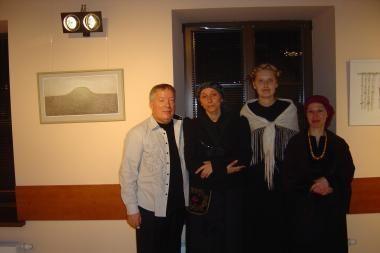 Klaipėdos etnokultūros centre – retas svečias ir staigmenos