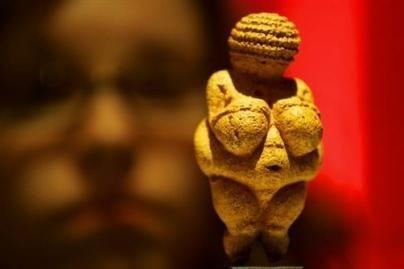 Willendorfo Venera atrasta prieš 100 metų