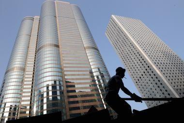 Honkongą sukrėtė būsto rinkos krizė