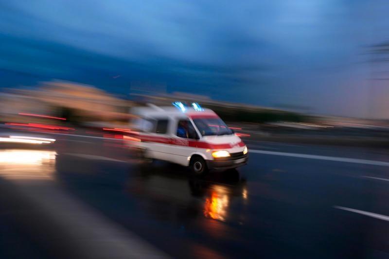 Uostamiesčio ugniagesiai skubėjo gelbėti į duobę įkritusios moters
