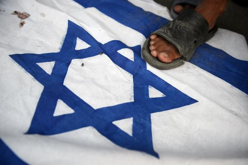 Izraelio premjeras įšaldė konkursus dėl statybų Vakarų Krante