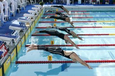 Maratono dalyviai Ignalinoje nuplaukė per septynis šimtus kilometrų