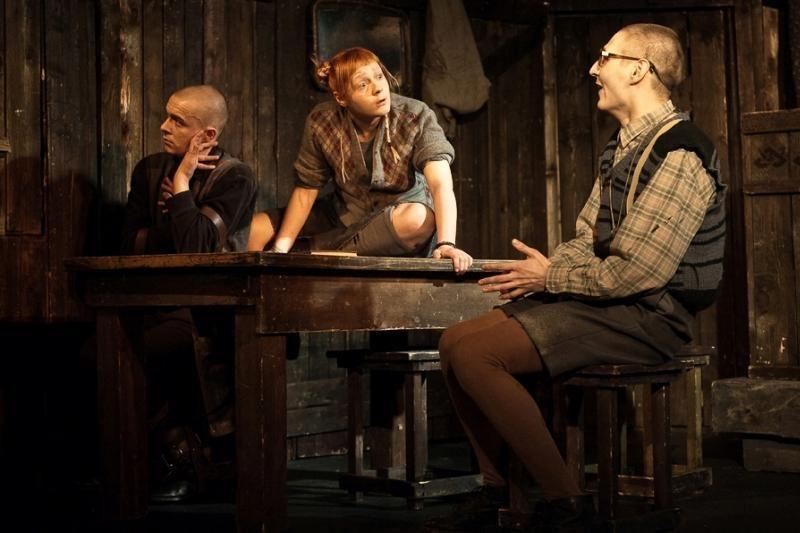Teatras iš Rusijos į Klaipėdą atveš tituluotą spektaklį