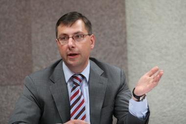 G.Steponavičiaus planai: dešimtadalis užsienio studentų, dvigubi diplomai