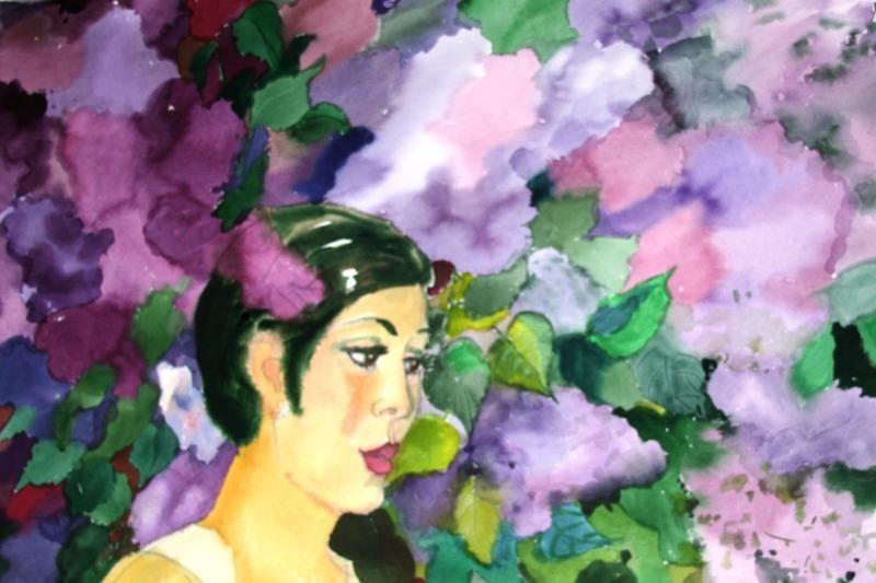 Klaipėdiečių tapytojų tandemas pasirodys žalioje tyloje
