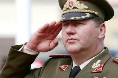Buvusiam kariuomenės vadui namo nuoma Turniškėse kainuoja 185 litus