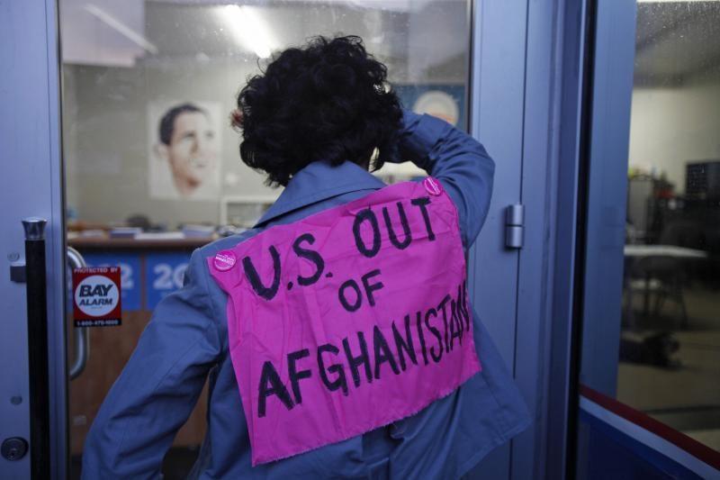 Talibanas grasina kapoti galvas JAV kariams
