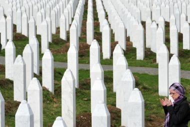 Serebrenicos budeliai sulaukė bausmės