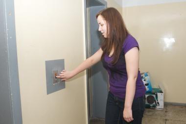 Policija skelbia karą liftų detalių vagims