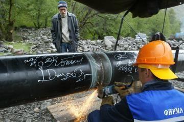 Europarlamentarai pasisako už išimtis dėl dujų rinkos