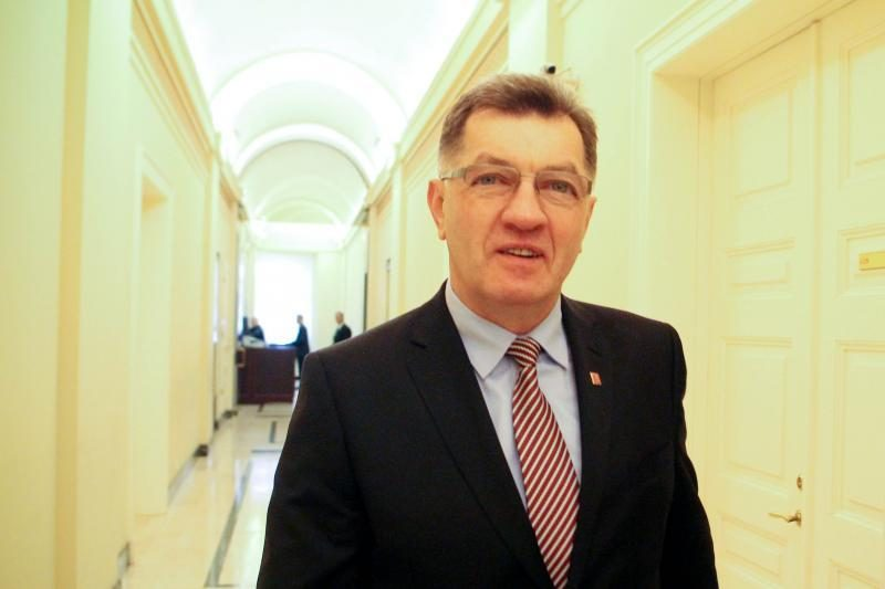 A.Butkevičius Rusijos žiniasklaidai: galutinai neatsisakome naujos AE