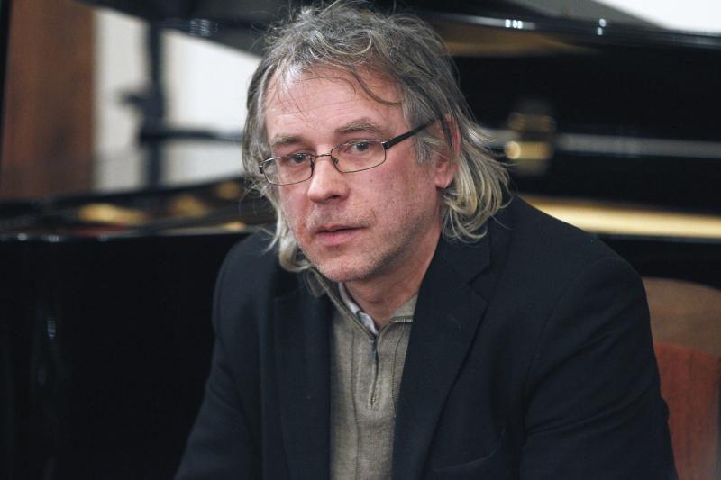 A. Šlepikas: kas jis - rašytojas  ar režisierius? (interviu)