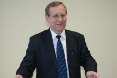 Vilniaus apskrities viršininkas J.Vasiliauskas traukiasi iš pareigų (papildyta)