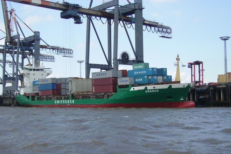 """""""Limarko laivininkystės kompanija"""" parduoda laivą """"Uranus"""""""