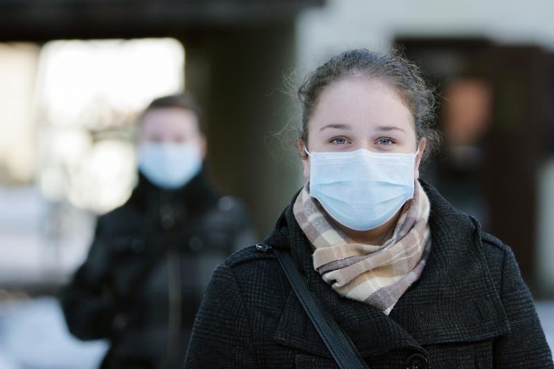 Atšaukus gripo epidemiją, sergamumas Klaipėdoje išaugo