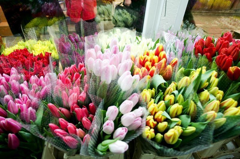 Smūgis šešėlinei prekybai gėlėmis: po 150 kratų – įtarimai 15 asmenų
