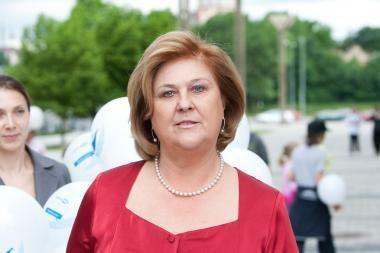 D.Kedžio dukters istorija akligatvyje: ką daro E. Žiobienė?