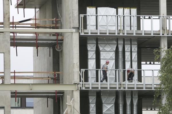 Lietuvos statybos bendrovės plečiasi Skandinavijoje